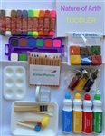 Toddler Art Kit