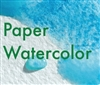 Watercolor Paper,  Small Cut Qty. 30