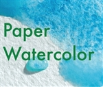 Watercolor Paper, Medium Cut Qty. 30