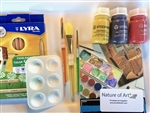 Watercololor Paint & Drawing Set