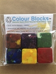 6 colour blocks