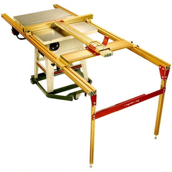 Incra ts ls table saw fence 52 range Table saw fence