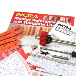 INCRA LS17 Super System Metric Conversion Kit
