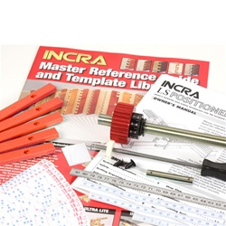 INCRA LS25 Standard System Metric Conversion Kit