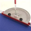 "INCRA Precision Specialty Rules - 6"" Protractor"