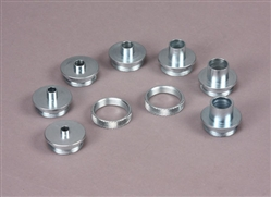 Porter-Cable 9-piece Guide Bushing Set
