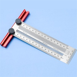 INCRA Precision T-Rules - Metric 150mm