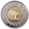 $2 1996 Nickel Polar Bear