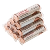 1 cent 2012 Copper Plated Zinc  - 10 Rolls