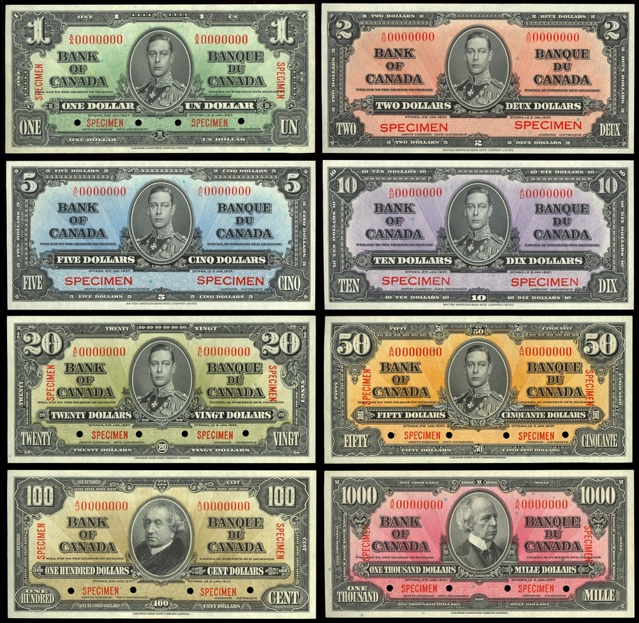 canadian paper money Bank of canada banknotes price guide and the bank introduced the new $10 note from the canadian significant changes to the design of canada's paper currency.