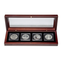 1935-1967 $1 Set of Four Silver Dollars