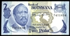 Botswana 2 Pula 1976 Issued note UNC-60