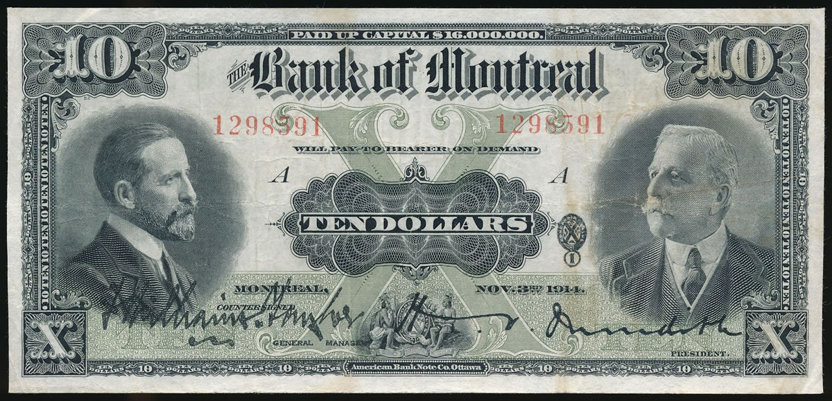 history of banking in canada essay Money has been a part of human history for at least 3,000 years the banks started using bank notes for depositors and borrowers to carry around instead of coins the first instance was in canada, then a french colony.
