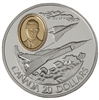 $20 1996 Silver Coin - CF-105 Arrow