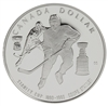 $1 1993 Proof Silver Coin - 100th Anniversary of the Stanley Cup