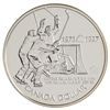 $1 1997 Brilliant Uncirculated Silver Coin - 25th Anniversary of the 1972 Canada/Russia Hockey Series