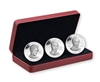 $15 2011 Continuity of the Crown Series - 3-Coin Set