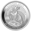 2014 $20 Fine Silver Coin - The Wolverine