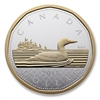2015 $1 Fine Silver Coin - Big Coin Series - Dollar