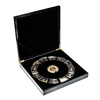 Chinese Lunar Calendar - 24 kt. Gold-plated 13 Piece Medallion Collection