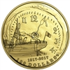 2017 $100 Halifax Explosion, 100th Anniversary - 14-kt. Gold Coin