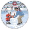 2018 $10 Learning to Play: Montreal Canadiens - Pure Silver Coin