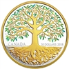 2018 $20 Tree of Life - Pure Silver Coin