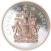 2018 50c Big Coin: Coat of Arms - Pure Silver Coin