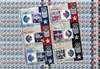 Wholesale Lot - Canada Post Stamp Hockey Cards NHL All-Star Legends Third Issue x100