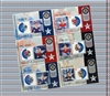 Wholesale Lot - Canada Post Stamp Hockey Cards NHL All-Star Legends Third Issue x1000