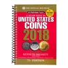 A Guide Book of United States Coins, 2018