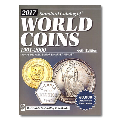 Standard Catalog of World Coins 2001 - Date (2017), 11th Ed.