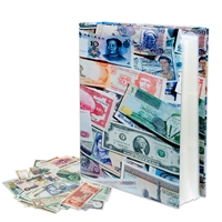 200 Banknotes of the World with Custom Album