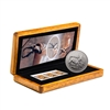 2013 $5 Antelope - 1 oz. Pure Silver Coin and Stamp Set