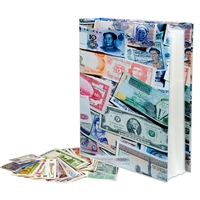 100 Banknotes of the World - Almost all uncirculated