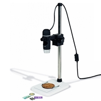 USB Digital Microscope DM4 with Stand