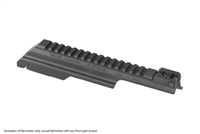 Blemished - Dog Leg Rail, Gen-3 - M85 & M92
