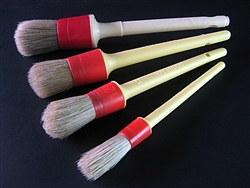 Plastic Paste Brushes