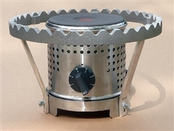 Professional Electric Finishing Stove