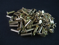 Solid Brass Binding Posts (Interscrews)