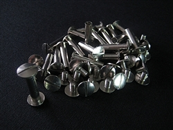 Nickel Plated Binding Posts (Interscrews)