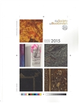 Society of Bookbinders - International Competition Catalogue 2015