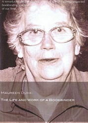 Maureen Duke - The Life and Work of a Bookbinder