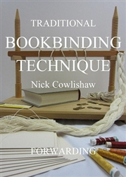 Traditional Bookbinding Technique - Forwarding