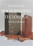 Traditional Bookbinding Technique - Covering in Leather