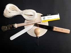 Bookbinders Starter Pack - Tools and Materials