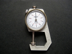 Analogue Thickness Gauge