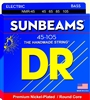 Sunbeam Nickel Plated Bass Strings 45-105 Medium