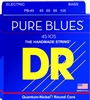 Pure Blues Quantum Nickel Round Core Bass Strings 45-105 Medium