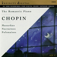 Chopin - The Romantic Piano (Mazurkas / Nocturnes / Polonaises)